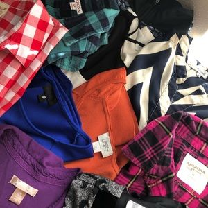 Other - 10pc Assorted Clothes Bundle